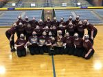 Ellevés Place 1st at the Elevation Drill Competition