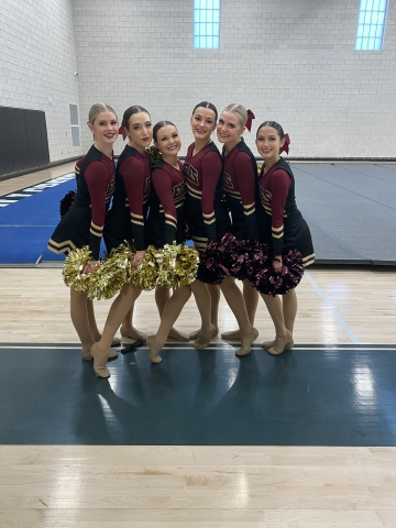 MMHS 5A Songleading/Pom Champions!