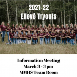 The 2021-22 Elleves Tryouts Information
