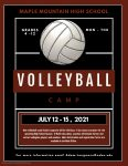 2021 VOLLEYBALL CAMP!!!