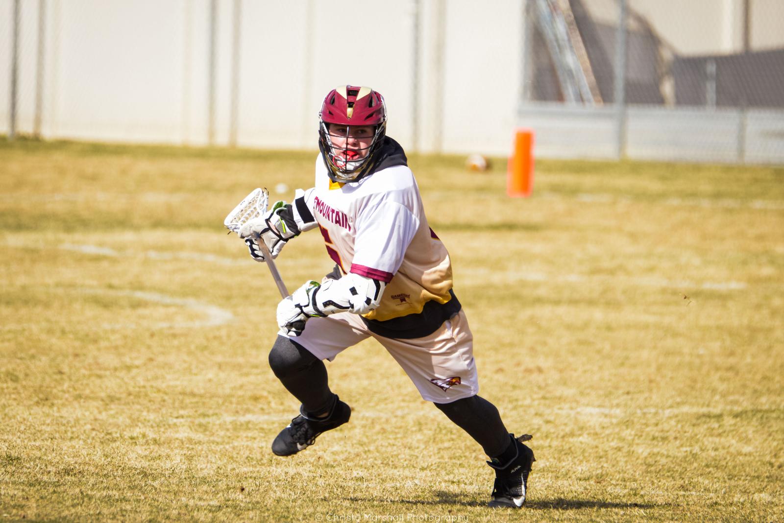 Boy Lacrosse Varsity vs Ridgeline March 26 2021