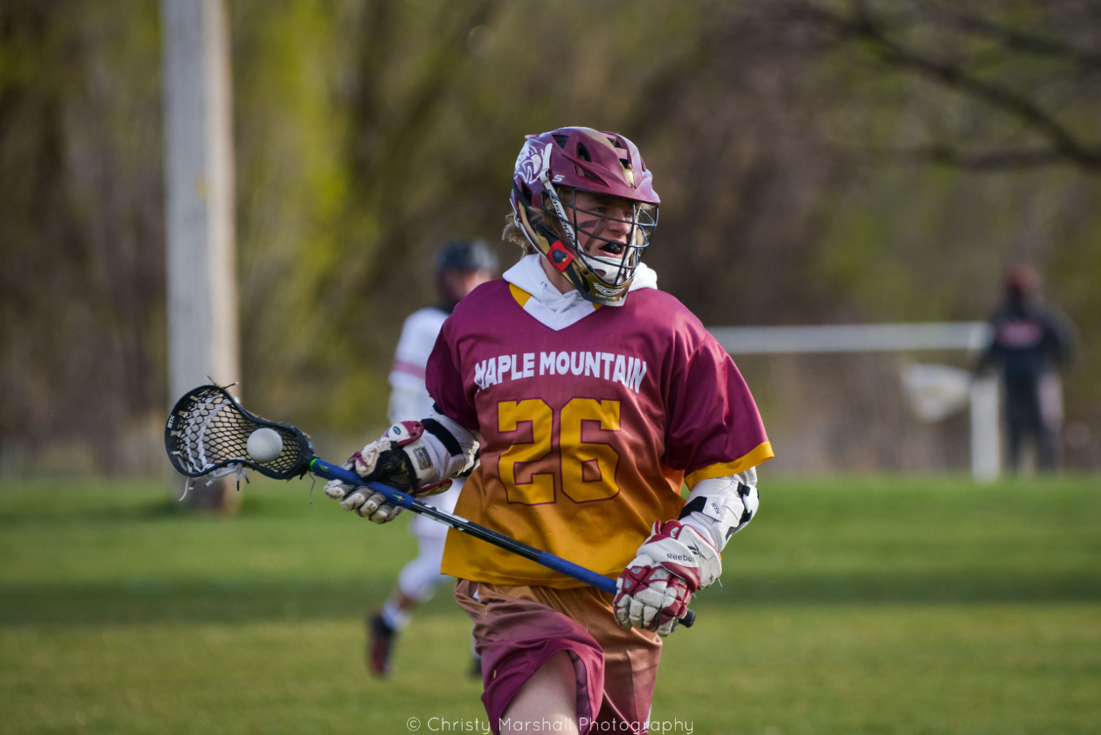 Boys Lacrosse Varisty @ Spanish Fork April 14, 2021