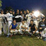 Walt Whitman High School Junior Varsity Baseball beat Quince Orchard High School 5-4