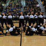 Walt Whitman HS Poms Win County Championship