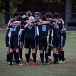 Walt Whitman High School Boys Junior Varsity Soccer beat John F Kennedy High School 5-2