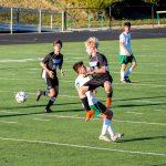 Walt Whitman High School Boys Junior Varsity Soccer ties Walter Johnson High School 1-1