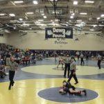 Garfield Heights High School hosts Division III Wrestling District