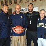 Coach Johnson Wins 200th Game