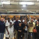 Boys Varsity Basketball District Champions