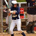 Garfield Heights High School Varsity Softball falls to Valley Forge High School 15-12