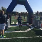 Amere Talley, 1st Place out of 108 Runners GCC Boys Open XC