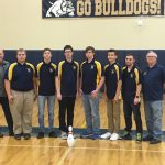 Garfield Heights High School Boys Junior Varsity Bowling finishes 1st place