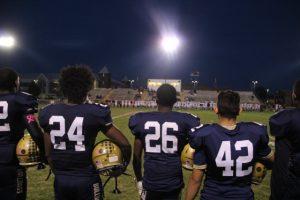 Garfield Bulldog Football vs University School