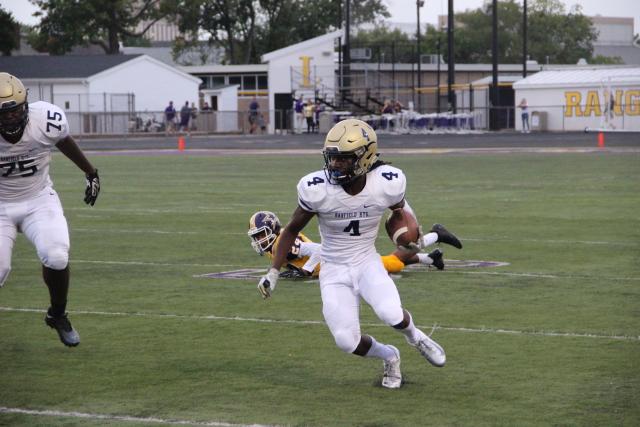 No. 8 Garfield Heights 48, Logan 0: Ty'Riek Smith scores three special-team touchdowns