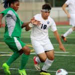 Bulldog Soccer vs Bedford — Pictures