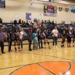 Varsity Volleyball — Senior Parents Night 2018_19