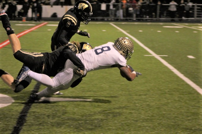 More pics from Garfield vs Harding Game