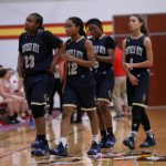 Garfield Hts Girls Basketball vs Brecksville — Pictures