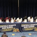 Seven Football Players Sign