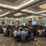 Reisland Represents Bulldogs at North/South Luncheon