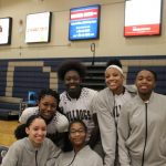 Garfield Hts. Girls Basketball — Parents Night Pics