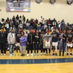 Garfield Hts. Boys Basketball — Parents Night Pics