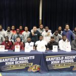 Garfield Hts. Football — Signing Day Pics