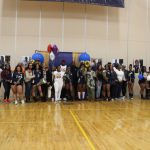 Boys, Girls Soccer and Volleyball Parents Night Pics
