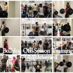 Bulldog Football — Weight Training