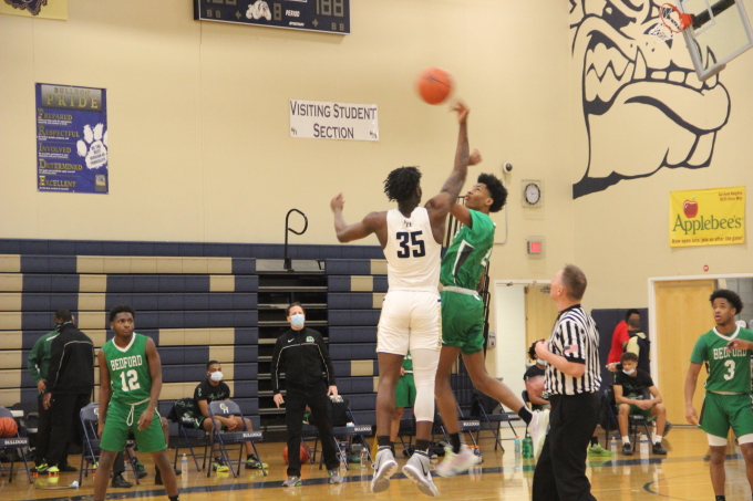 Varsity Boys Basketball Pictures — 1/16/21