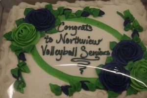 Senior Night 2016- Varsity Volleyball