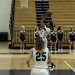 Northview High School Girls Varsity Basketball beat Centennial High School 56-23