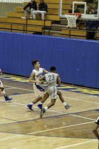 Boys Varsity Basketball @ Hooch