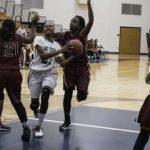 Northview High School Girls Varsity Basketball beat Alpharetta High School 41-40