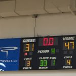 Northview High School Boys Freshman Basketball beat Alpharetta High School 47-31