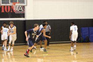 Boys Freshmen Basketball – Payoffs vs Cambridge
