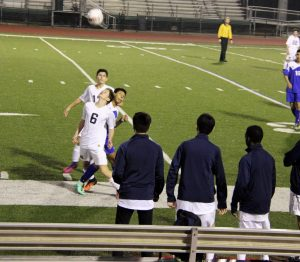 JV Boys Soccer vs. North Springs