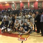 Northview High School Girls Varsity Basketball beat Alpharetta High School 58-38