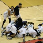 Lady Titans End Historic Run