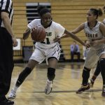 Northview High School Girls Varsity Basketball beat South Paulding High School 54-36
