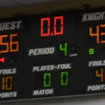 Northview High School Boys Junior Varsity Basketball beat Centennial High School 56-43