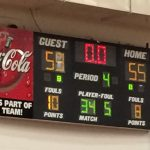 Boys Junior Varsity Basketball beats Chattahoochee 59 – 55
