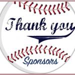 Baseball Program Sponsors