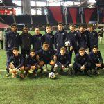 Varsity Boys - Tour of Mercedes Benz Stadium