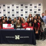 Shepherd signs with North Greenville University