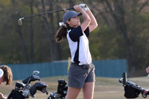Fourth Place Finish for Lady Titans at Pope Pius Par 3 Challenge Last Month