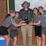 Girls Varsity Golf Finishes 4th at St. Pius X Par 3 Tournament