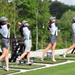 Girls Golf Team Wins Again, Michelle Cao Goes Low
