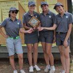 Lady Titan Golfers Punch Ticket to State Finals