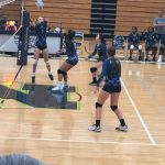 Girls Junior Varsity Volleyball falls to Saint Francis 2 – 0